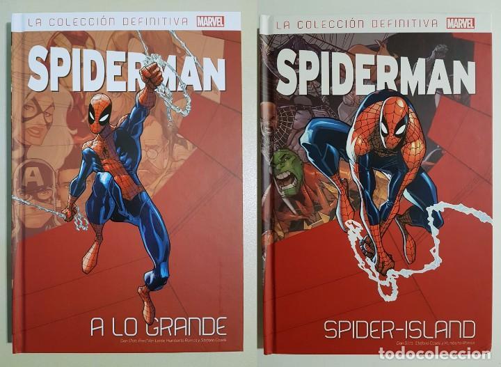 SPIDERMAN - A LO GRANDE + SPIDER-ISLAND - 2 TOMOS - SALVAT - PANINI (Tebeos y Comics - Panini - Marvel Comic)