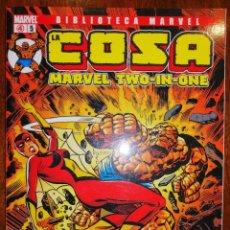 Cómics: BIBLIOTECA MARVEL EXCELSIOR - LA COSA Nº 5 - FORUM. Lote 187448170