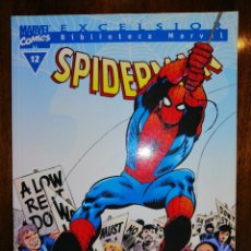 Cómics: BIBLIOTECA MARVEL EXCELSIOR - SPIDERMAN Nº 12 - FORUM . Lote 187451917