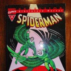 Cómics: BIBLIOTECA MARVEL EXCELSIOR - SPIDERMAN Nº 11 - FORUM. Lote 187451990