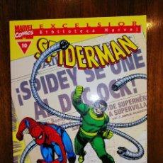 Cómics: BIBLIOTECA MARVEL EXCELSIOR - SPIDERMAN Nº 10 - FORUM . Lote 187452080