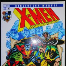 Cómics: BIBLIOTECA MARVEL - X-MEN Nº 1 - FORUM. Lote 187453768