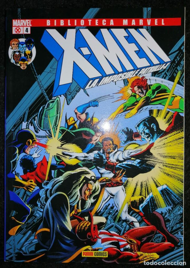 BIBLIOTECA MARVEL - X-MEN Nº 3 - FORUM (Tebeos y Comics - Panini - Marvel Comic)