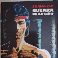 Cómics: MARVEL LIMITED EDITION SHANG CHI: LA GUERRA DE ANTAÑO. Lote 188611338