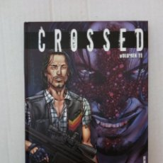 Comics : CROSSED VOL. 11. JORDAN, SPURRIER, ORTIZ, DUARTE. Lote 189163173