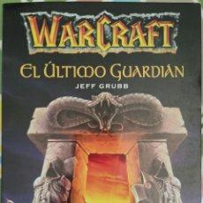 Cómics: WARCRAFT EL ULTIMO GUARDIAN. Lote 189223266