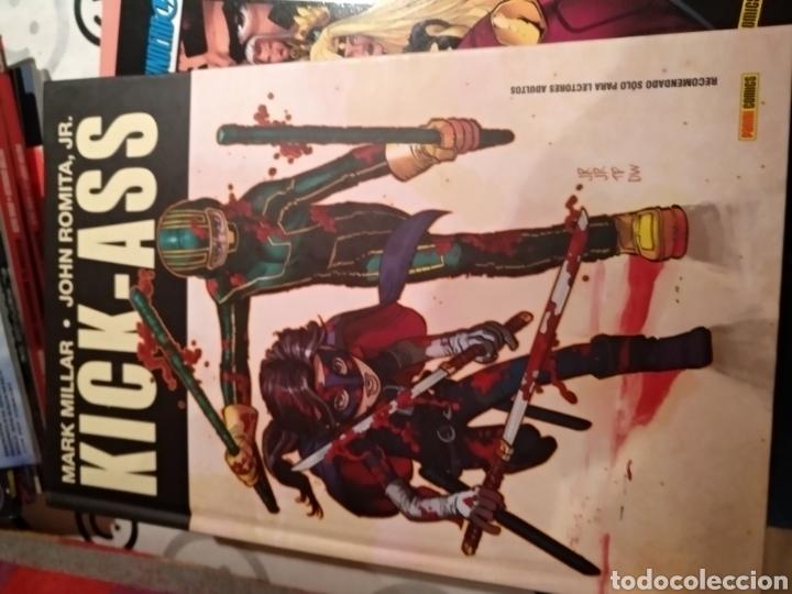 KICK ASS TOMÓ TAPA DURA (Tebeos y Comics - Panini - Otros)