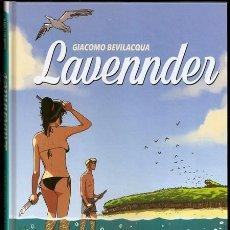 Comics: LAVENNDER (GIACOMO BEVILACQUA) - SERGIO BONELLI EDITORE/PANINI CÓMICS, 12/2018. Lote 189527450