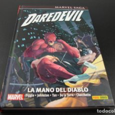 Cómics: MARVEL SAGA DAREDEVIL 22 LA MANO DEL DIABLO BUEN ESTADO. Lote 189589897