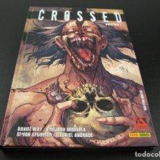 Cómics: CROSSED 9 BUEN ESTADO. Lote 189591098