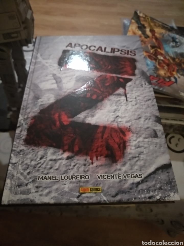 APOVALIPSIS Z CÓMIC (Tebeos y Comics - Panini - Otros)