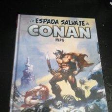 Cómics: ESPADA SALVAJE DE CONAN 1976 OMNIBUS. Lote 189620026