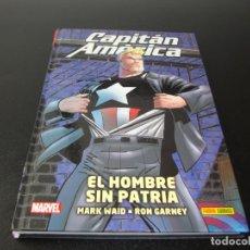 Cómics: CAPITAN AMERICA EL HOMBRE SIN PATRIA. Lote 189670445