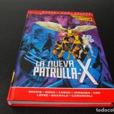 Cómics: MARVEL NOW DELUXE LA NUEVA PATRULLA X 3. Lote 189673825