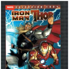Comics : IRON MAN - THOR COMPLEJO DE DIOS. COLECCIÓN 100 % MARVEL. NUEVO.. Lote 189759030