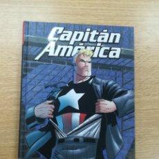 Cómics: CAPITAN AMERICA EL HOMBRE SIN PATRIA (100% MARVEL HC). Lote 189885101
