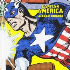 Cómics: MARVEL LIMITED EDITION - CAPITÁN AMÉRICA , LA EDAD DORADA. Lote 210119435
