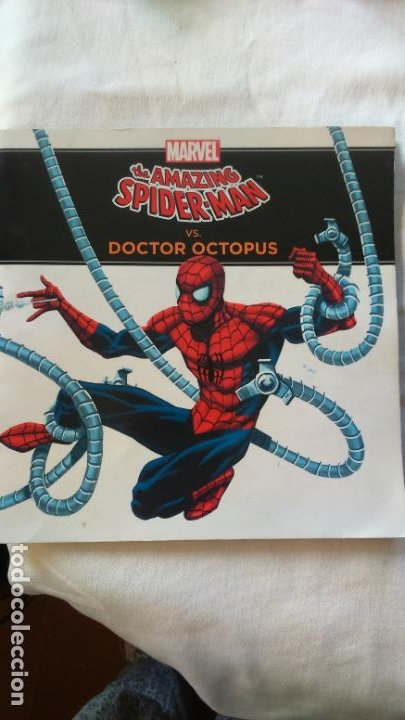 MARVEL THE AMAZING - SPIDER-MAN VS. DOCTOR OCTOPUS - MARVEL 2011. (Tebeos y Comics - Panini - Marvel Comic)