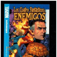 Comics: LOS 4 FANTÁSTICOS: ENEMIGOS. PANINI,2006. NUEVO.. Lote 230056550
