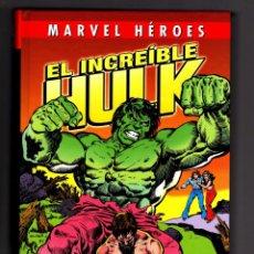 Cómics: EL INCREIBLE HULK 2 : MUERTE Y DESTINO - PANINI / MARVEL HEROES 67 / TAPA DURA / NUEVO Y PRECINTADO. Lote 190342131