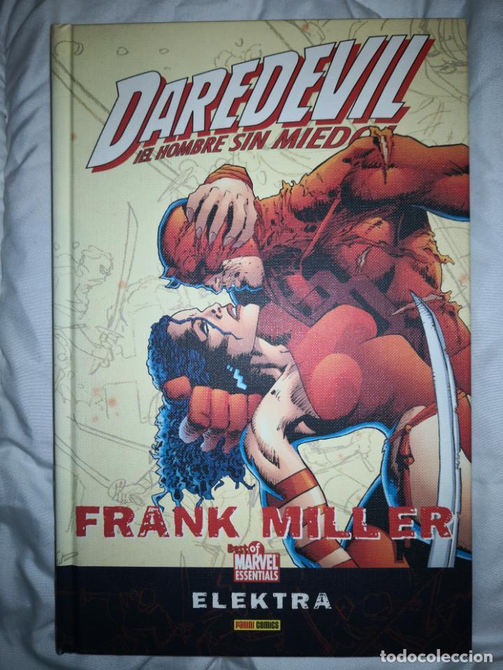 BEST OF MARVEL ESSENTIALS DAREDEVIL ELEKTRA (Tebeos y Comics - Panini - Marvel Comic)