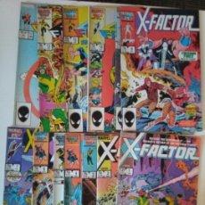 Comics: X-FACTOR LOTE DE 13 VOLS EN INGLÉS. Lote 190711841