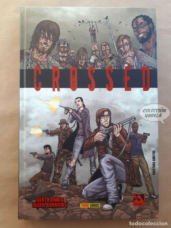 Cómics: Crossed 1 - Garth Ennis y Jacen Burrows - Tomo cartoné - Panini Avatar - Foto 1 - 222537651
