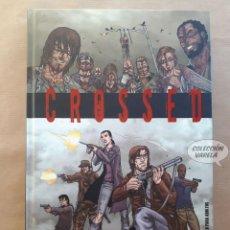 Cómics: CROSSED 1 - GARTH ENNIS Y JACEN BURROWS - TOMO CARTONÉ - PANINI AVATAR. Lote 222537651