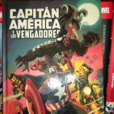 Cómics: CAPITÁN AMÉRICA Y LOS VENGADORES TOMO PANINI. Lote 190883617
