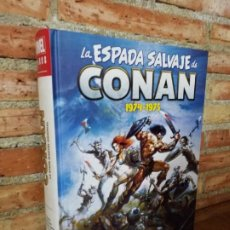 Comics: LA ESPADA SALVAJE DE CONAN 1 1974-1975 MARVEL LIMITED EDITION PANINI IMPECABLE. Lote 190932737