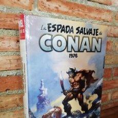 Cómics: LA ESPADA SALVAJE DE CONAN 2 1976 MARVEL LIMITED EDITION PANINI AGOTADO Y DESCATALOGADO PRECINTADO. Lote 190935582