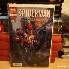 Cómics: SPIDERMAN - GAMERVERSE - Nº 1 - PANINI - COMO NUEVO. Lote 191103787