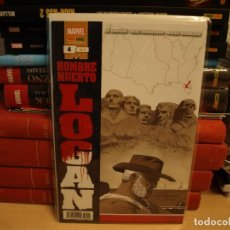 Cómics: LOGAN - HOMBRE MUERTO - 4 DE 6 - PANINI - COMO NUEVO. Lote 191105063