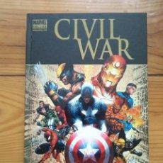 Cómics: CIVIL WAR MARVEL DELUXE - MILLAR & MCNIVEN - D1 - MUY BUEN ESTADO. Lote 191143456