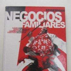 Cómics: ORIGINAL GRAPHIC NOVELS - SPIDERMAN NEGOCIOS FAMILIARES - PANINI - CARTONE BUEN ESTADO. Lote 191253715