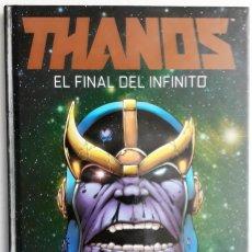 Cómics: THANOS, EL FINAL DEL INFINITO (PANINI CÓMICS 2016). Lote 191282227