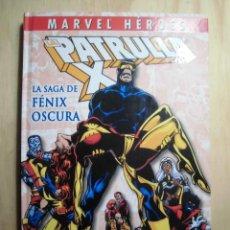 Cómics: MARVEL HÉROES PATRULLA X LA SAGA DE FÉNIX OSCURA PANINI COMICS . Lote 191296317
