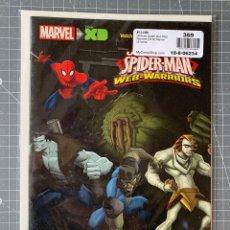 Cómics: ULTIMATE SPIDER-MAN WEB WARRIORS 12 - MARVEL COMICS. Lote 191332551