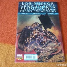 Cómics: LOS NUEVOS VENGADORES VOL. 2 13 MIEDO ENCARNADO ( BENDIS DEODATO ) ¡MUY BUEN ESTADO! PANINI. Lote 191332617