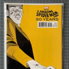 Cómics: THE AMAZING SPIDER-MAN 692 - MARVEL COMICS - 50 YEARS. Lote 191332716