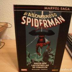 Cómics: MARVEL SAGA - EL ASOMBROSO SPIDERMAN - TOMO 2 - TAPA DURA - PANINI - MUY NUEVO. Lote 191380997
