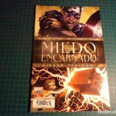 Comics : MIEDO ENCARNADO. LIBRO TERCERO. Nº 3. PANINI. (REF-005). Lote 191439652