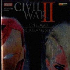 Comics : CIVIL WAR II, EPÍLOGO - EL JURAMENTO -. Lote 191629340