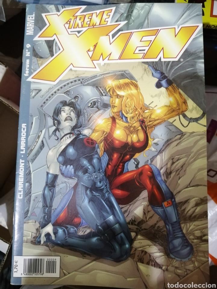 Cómics: Marvel comics x6 x-men varios. - Foto 4 - 191861722