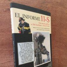 Cómics: EL INFORME 11-S - SID JACOBSON / ERNIE COLON - PANINI - TAPA DURA Y SOBRECUBIERTA - NUEVO. Lote 191871468