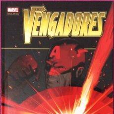 Cómics: MARVEL DELUXE , LOS VENGADORES - VVX. Lote 191880890