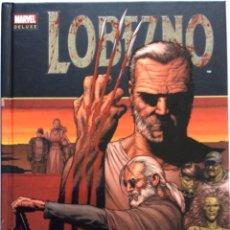 Cómics: MARVEL DELUXE , LOBEZNO - EL VIEJO LOGAN. Lote 191883211