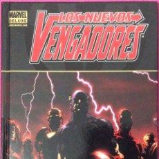 Cómics: MARVEL DELUXE , LOS NUEVOS VENGADORES - FUGA. Lote 191883987