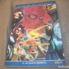 Comics: PROJECT SUPERPOWERS 2 UN NUEVO ESPIRITU. Lote 191950137