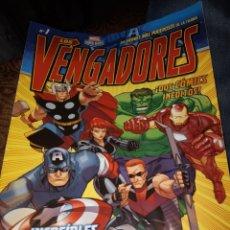Cómics: TEBEOS COMICS CANDY - VENGADORES 1 - PANINI - AA97. Lote 192001938
